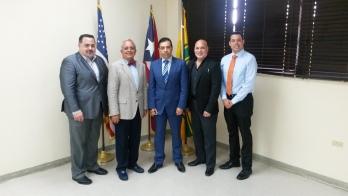 Luis Manuel Rivera en Puerto Rico