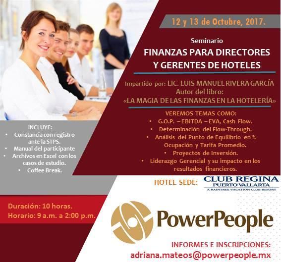 finanzas directores